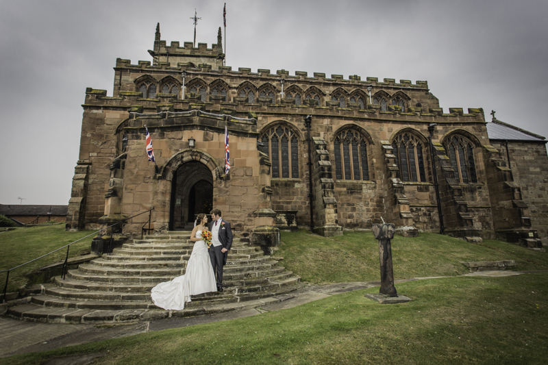 Audlem wedding photography. Wedding photography in Nantwich, Cheshire