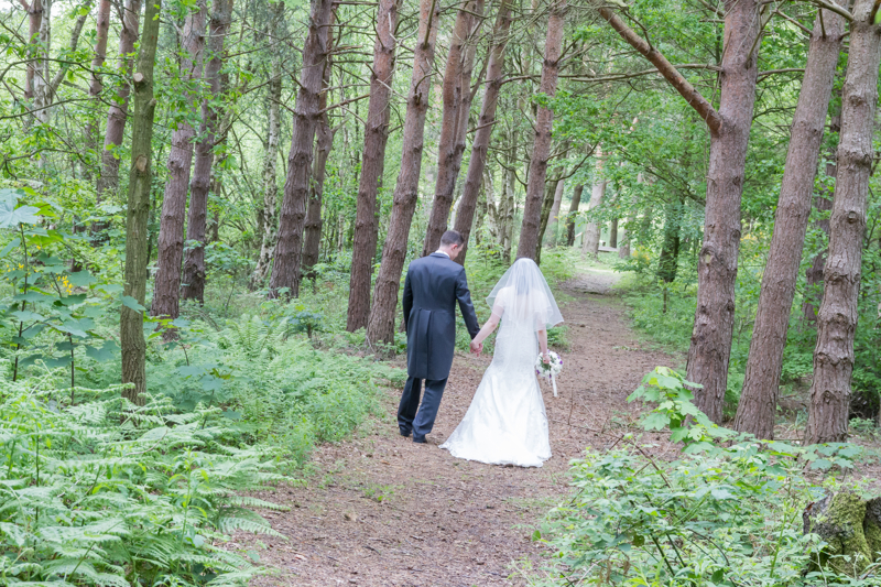 Nunsmere Hall wedding photography