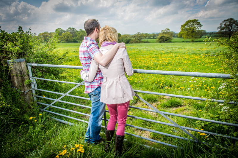 engagement photographer cheshire